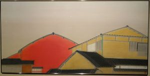640px-Houses_in_Kyoto_by_Gyoshu_Hayami,_1927,_color_on_paper_-_National_Museum_of_Modern_Art,_Tokyo_-_DSC06647-1