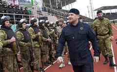 chechen-forces