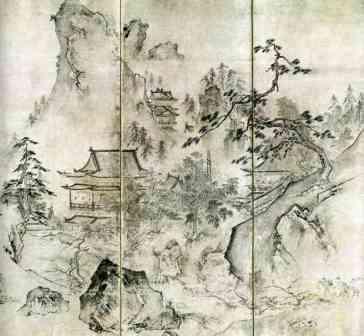 mountains-japan-art